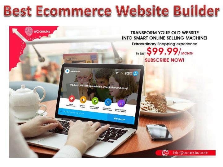 best ecommerce website builder n.