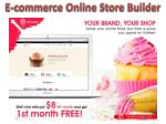 e commerce online store builder