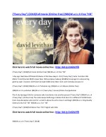 every day 2018 full movie online free