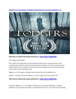 90k w a t c h the lodgers 2018 full movie online