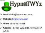 email info@hypnotwyz com