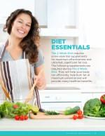 diet essentials the 2 week diet requires some