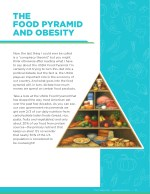 the food pyramid and obesity