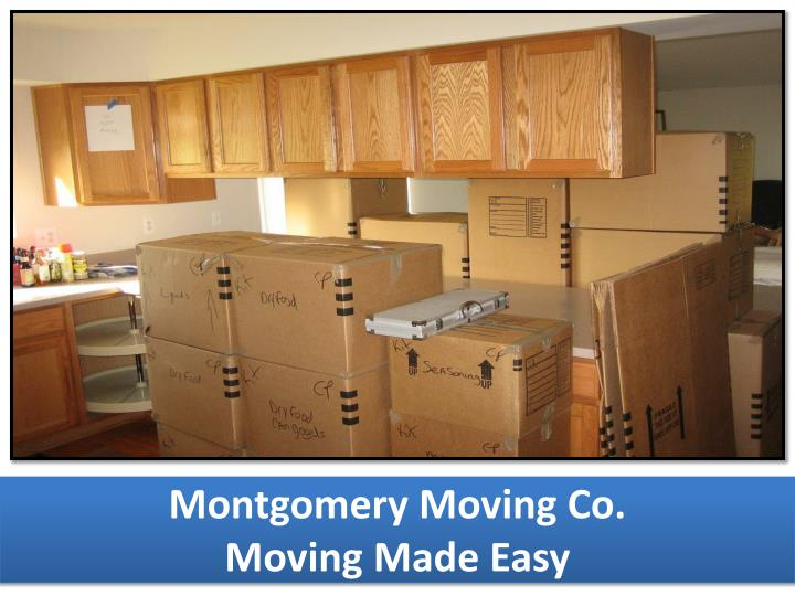 montgomery moving co moving made easy n.