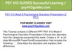 psy 410 guides successful learning psy410guides 21