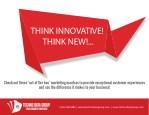 think innovative think new