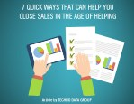 7 quick ways that can help you close sales