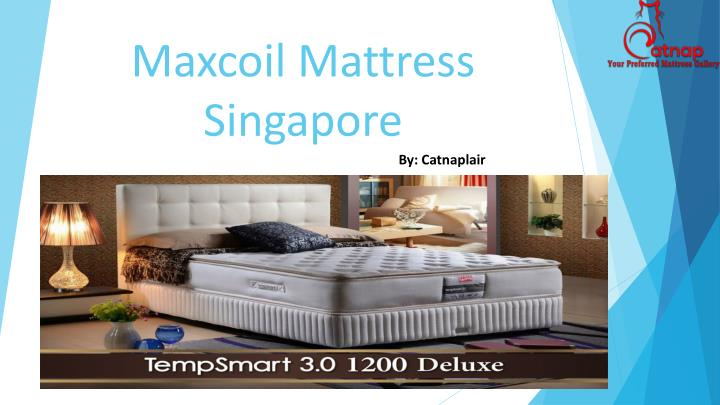 m axcoil mattress s ingapore n.