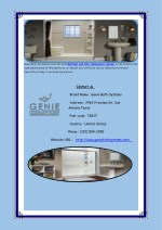 genie bath systems provide the best bathtubs