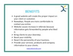 benefits benefits