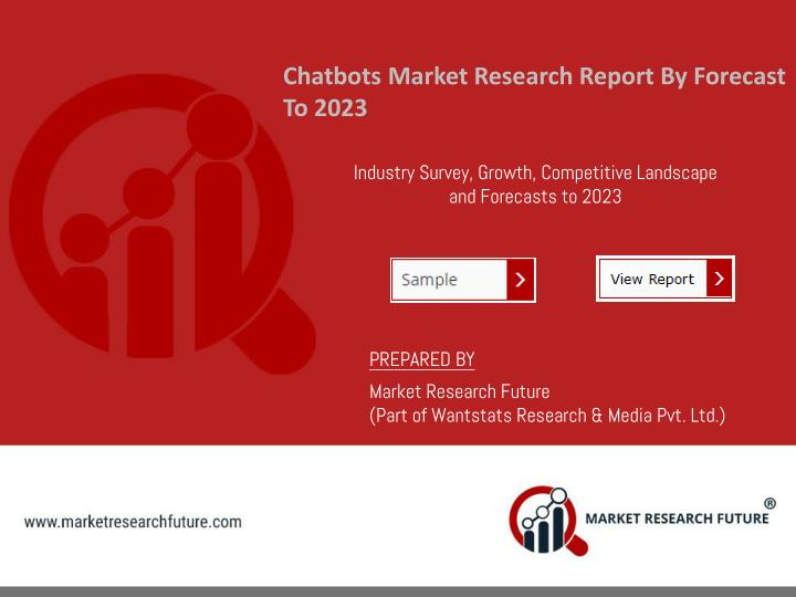 chatbots market research report by forecast n.