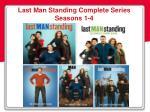 last man standing complete series seasons 1 4
