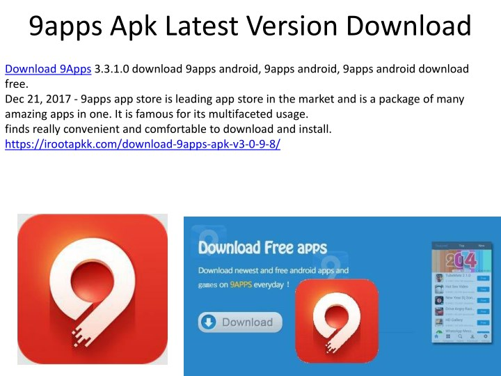 9apps apk latest version download n.