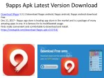 9apps apk latest version download