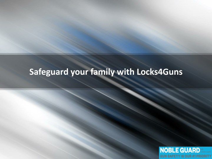 safeguard your family with locks4guns n.