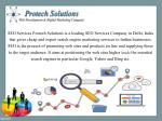 seo services protech solutions is a leading
