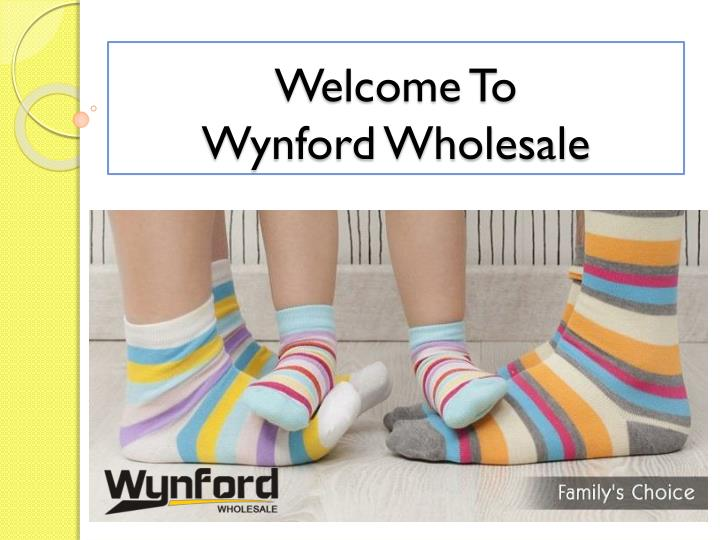welcome to wynford wholesale n.
