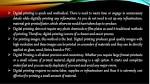 digital digital printing details details while