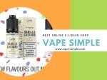 best online e liquid shop