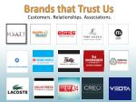 customers relationships associations