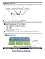 internet protocol ip a simple protocol
