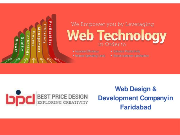 web design development company in faridabad n.