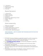 5 inheritance 6 method overriding 7 data hiding