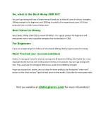 so what is the best hemp cbd oil