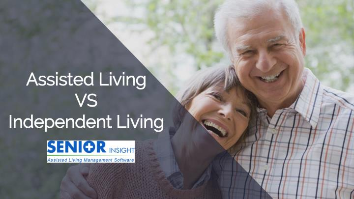assisted living vs independent living n.