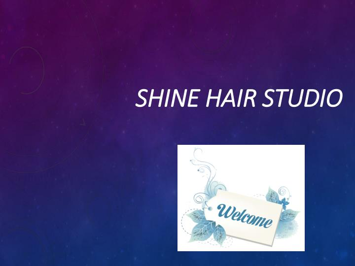 shine hair studio n.