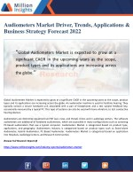 audiometers market driver trends applications