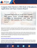 computer desk market to 2022 study of keyplayers