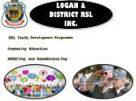 logan district rsl inc 5