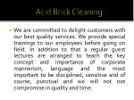 acid brick cleaning 3