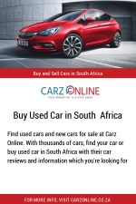 buy and sell cars in south africa