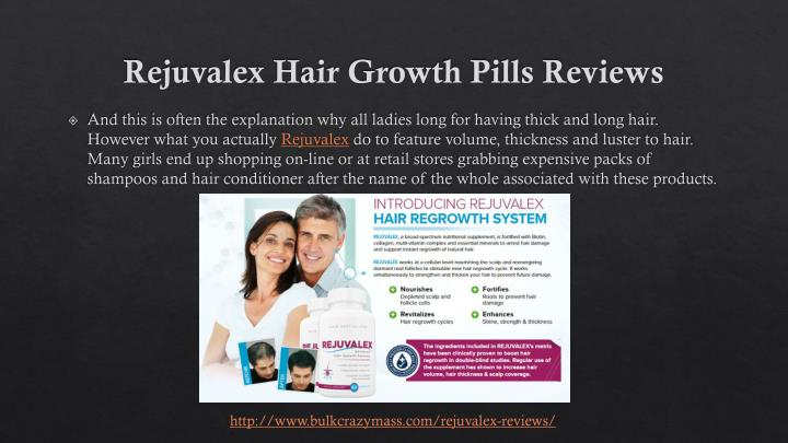 rejuvalex hair growth pills reviews n.
