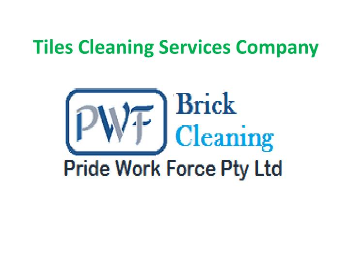 tiles cleaning services company n.