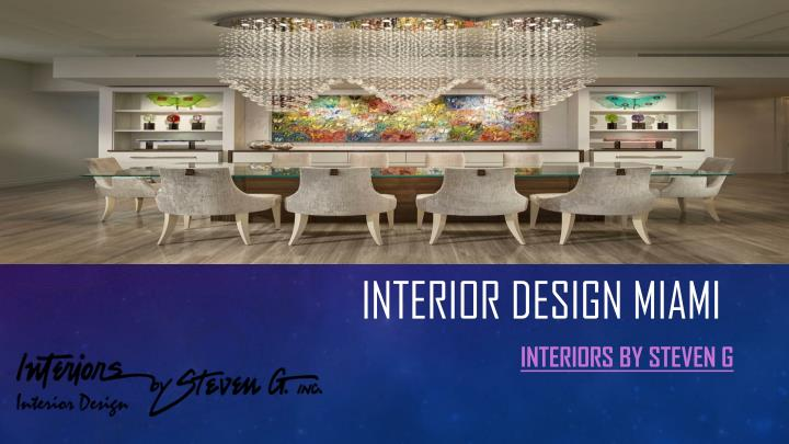 interior design miami n.