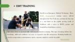 emt training emt training
