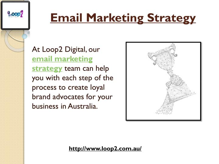 email marketing strategy n.