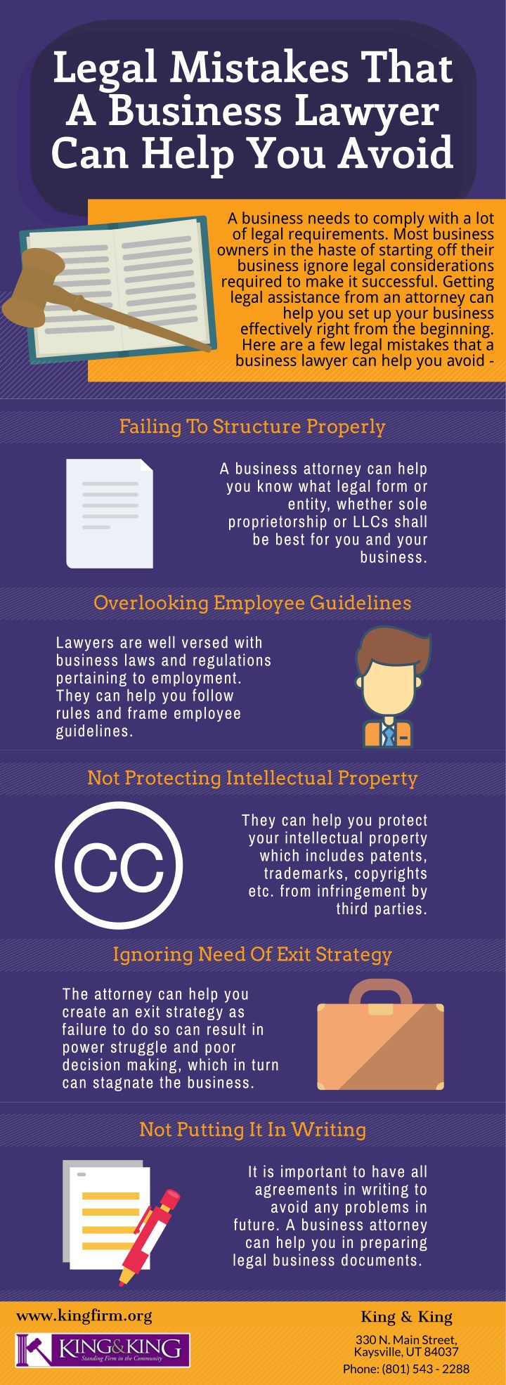 legal mistakes that a business lawyer can help n.