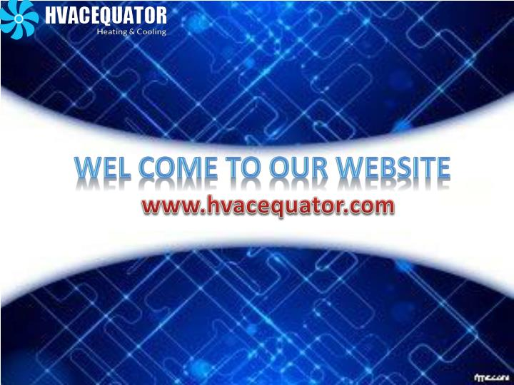 wel come to our website n.