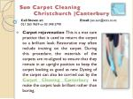 sun carpet cleaning christchurch canterbury 3