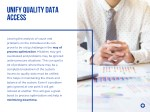 unify quality data access