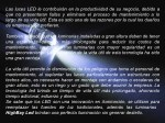 las luces led le contribuir n en la productividad