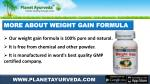 more about weight gain formula