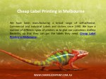 cheap label printing in melbourne 1