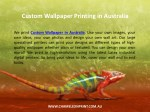 custom wallpaper printing in australia 1
