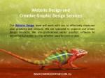 website design and creative graphic design 1