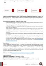 global transportation management systems market 1